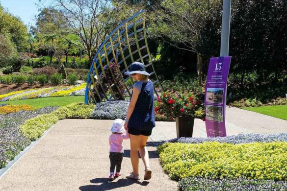 With hundreds of parks dotted around Brisbane City, discover three of the Best Parks in Brisbane, Australia for families to enjoy all year round.