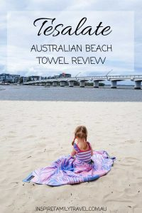 Tesalate l Australian Beach Towel Review