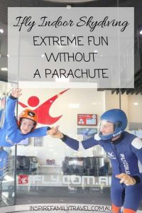 High Flying on the Gold Coast. Our experience at iFLY Indoor Skydiving Gold Coast.