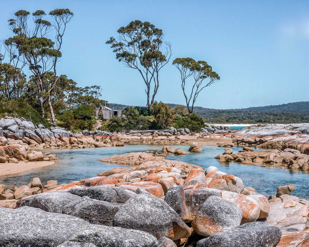 Plan your epic East Coast Tasmania road trip with this Tasmania itinerary, including the top places to visit with or without kids.