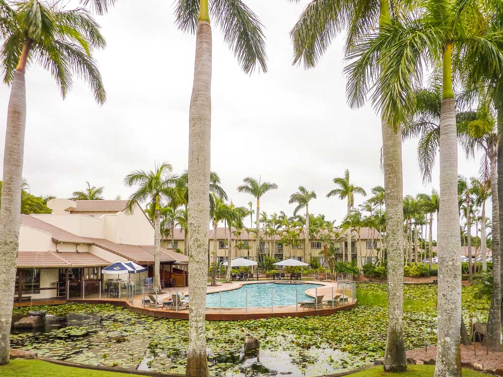 Searching for family-friendly accommodation on the Sunshine Coast? This is our review of the Oaks Oasis Resort, Caloundra.