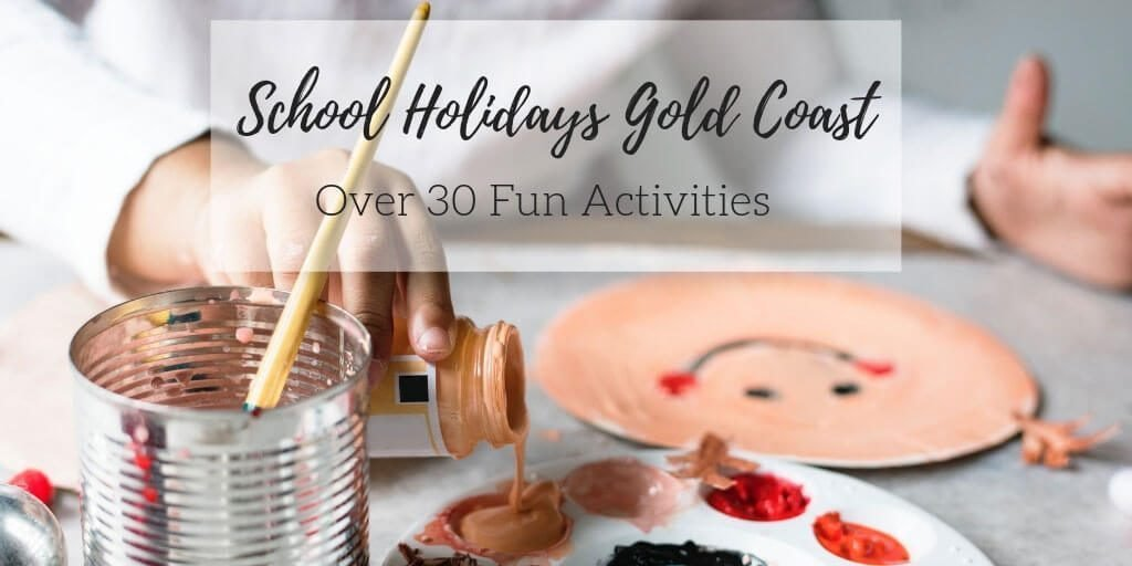 Do you need ideas for what to do in the school holidays? Read this guide to school holidays on the Gold Coast with over 30 fun activities to help keep the kids entertained. Including free things to do and lots more.