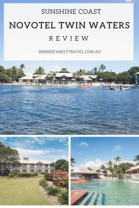 Searching for top family-friendly accommodation on the Sunshine Coast? Our Novotel Twin Waters Resort review shares everything you need to know to help with your travel planning.