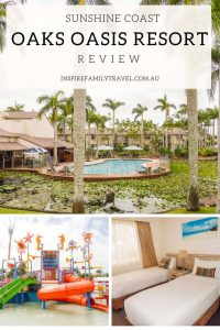 Searching for top family-friendly accommodation on the Sunshine Coast? Our review of the Oaks Oasis Resort Caloundra shares everything you need to know to help with your travel planning.
