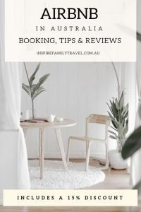 Everything you need to know about Airbnb accommodation in Australia. How to book, tips, and reviews. Includes a 15% discount to be used towards your first booking when you sign up.
