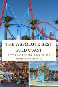 Are you travelling to Queensland with kids? Discover why the Gold Coast theme parks are one of the main tourist attractions in Australia and a great source of entertainment for the family.