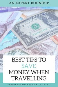 All the best travel tips and budget travel hacks on how to save money when travelling.