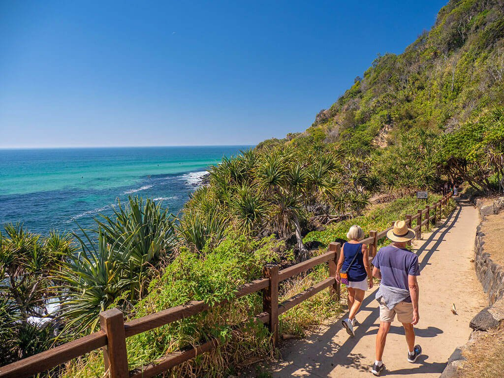 The National Parks on the Gold Coast have phenomenal walking trails for all abilities. Along the tracks discover stunning waterfalls and breathtaking views. This list includes the best National Parks to visit.