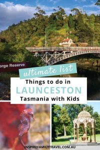 Launceston, Tasmania is known to many as the gateway to the superb Tamar Valley wine region, and as the second-largest city in the state, it is a hive of activity with incoming visitors. We unveil the very best things to do in and around Launceston with kids.