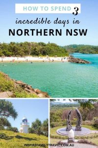 Explore the New South Wales coastline with our three-day itinerary listing the very best things to do in northern NSW.