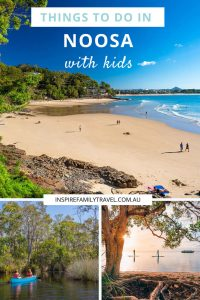 Golden beaches, stunning national parks, boutique shopping, and a wicked food scene, are only a few reasons why you need to visit Noosa with kids. Find more here.